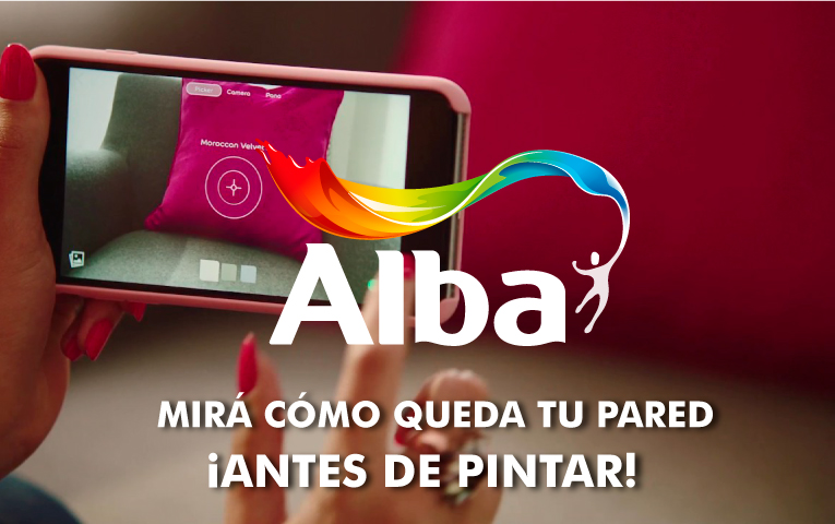 Visualizador de color Alba