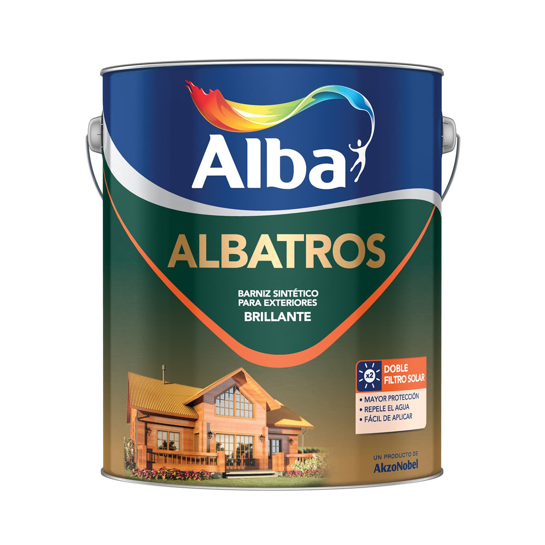 AL ALBATROS BARNIZ  4