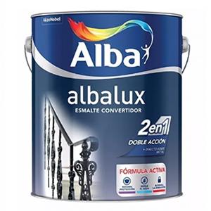 AL ALBALUX 2E1 FORJA NEGRO 1