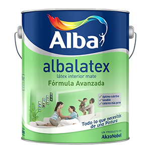 AL LATEX INTERIOR MATE 20 LT