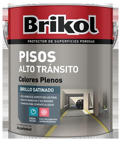BRIKOL PISO ALTO TR AMARILLO 1
