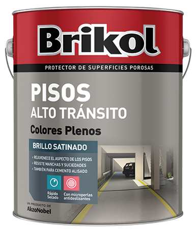 BRIKOL PISO ALTO TR BLANCO 4