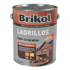 BRIKOL LADRILLO NATURAL  4