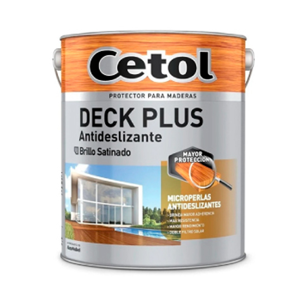 CETOL DECK ANTIDES NATURAL 1