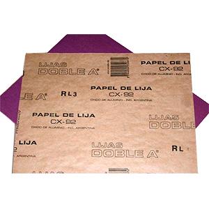 LIJA OXIDO RUBI 150 AA/RPFX