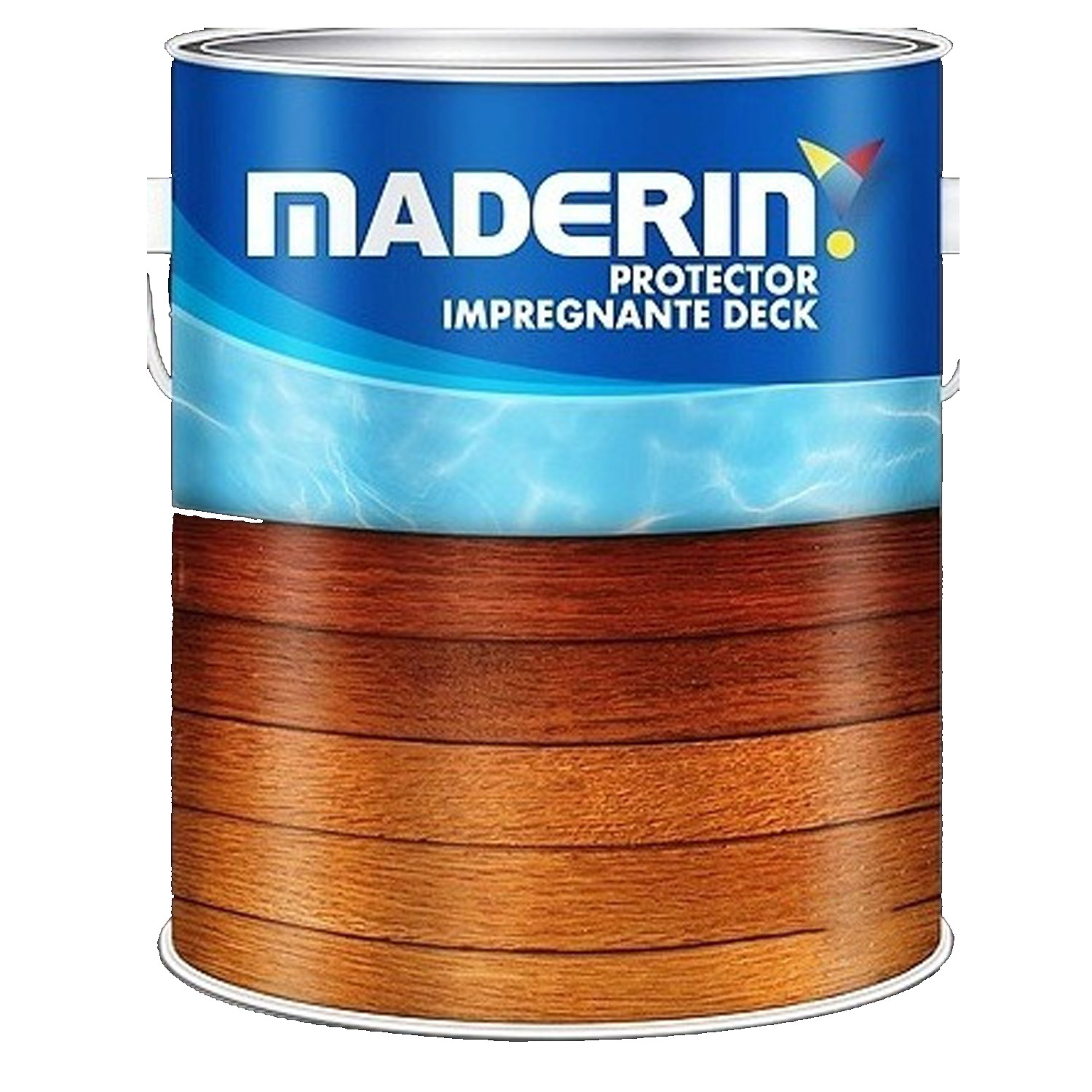 MADERIN DECK ROBLE CL 4 LTS