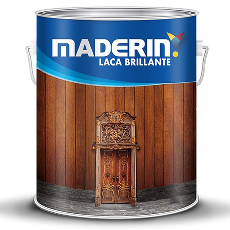 MADERIN LACA BRILLANTE 4