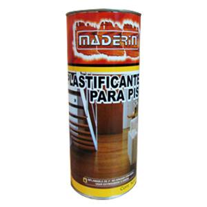 MADERIN PLASTIFICANTE P/ PISOS 1