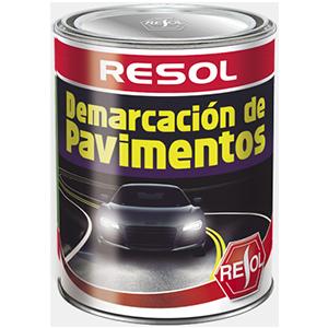 RSL DEMARCACIÓN BLANCO X 4