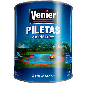 VNR PILETA PLASTICA 4 LTS