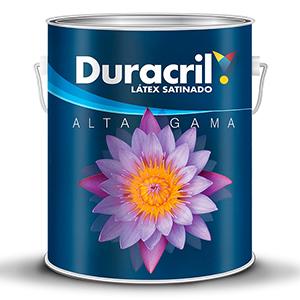 DURACRIL LATEX PREMIUM SATINADO 4 LTS
