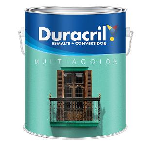 DURACRIL ESM MULTIACCION AZUL ELECTRICO 0,25 LTS