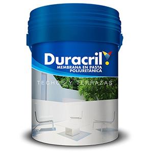DURACRIL MEMBRANA POLIU GRIS 20 LTS
