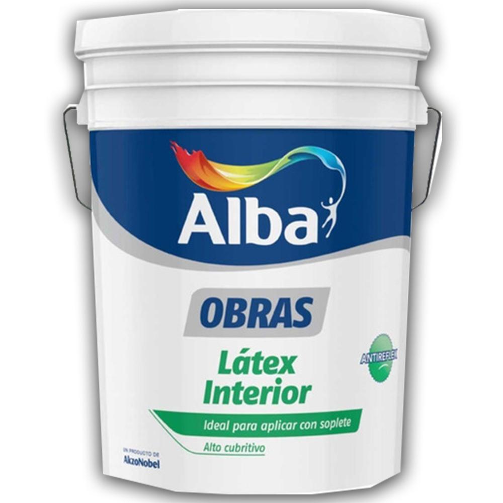 WEB PROMO ALBA OBRA ANTIREFLEX 20 LTS +                                                                     1 ALBA OBRA ANTIREFLEX 20 LTS DE REGALO